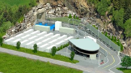 Energía limpia para el mayor data center en Europa
